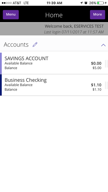 Unify Financial Credit Union screenshot 5