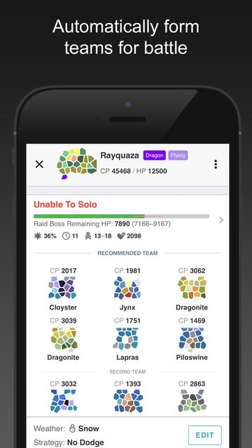 Poke Genie screenshot 26