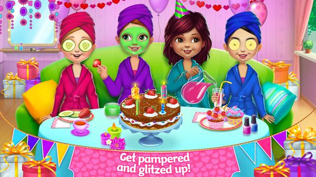 Spa Birthday Party! screenshot 7