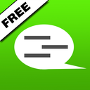 Icon for Fake A Text Conversation FREE for iMessage Edition - Create Fake Text and Fake Messages