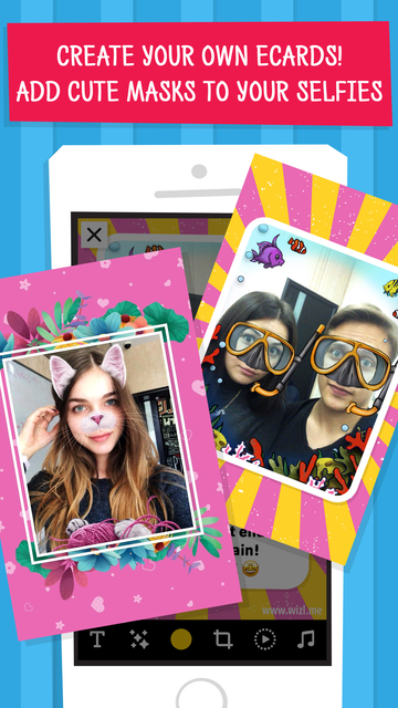 Wizl Greeting Cards & Messages screenshot 12