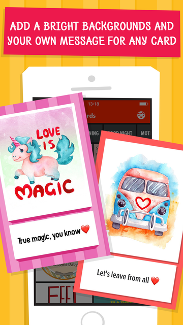 Wizl Greeting Cards & Messages screenshot 15