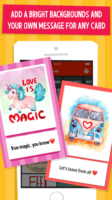 Wizl Greeting Cards & Messages screenshot 7