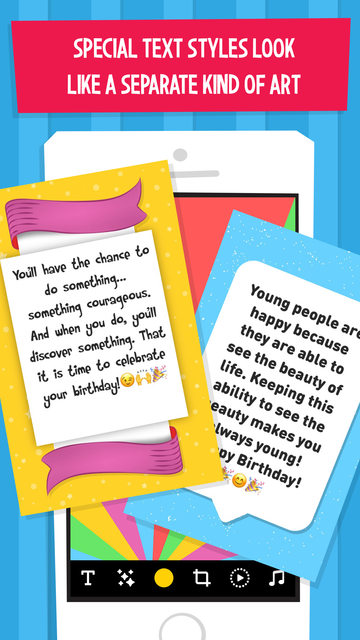 Wizl Greeting Cards & Messages screenshot 8