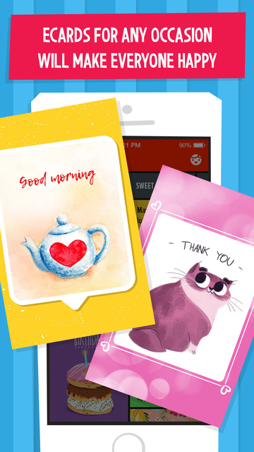 Wizl Greeting Cards & Messages screenshot 10