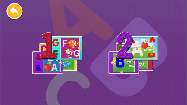 Alphabet Puzzles: Baby Games screenshot 5