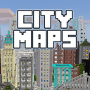 Icon for City Maps for Minecraft PE - Best Minecraft Maps