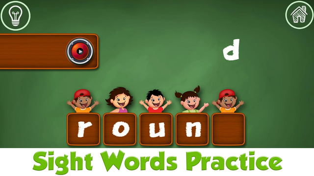 Sight Words Pre-K to Grade-3 screenshot 9