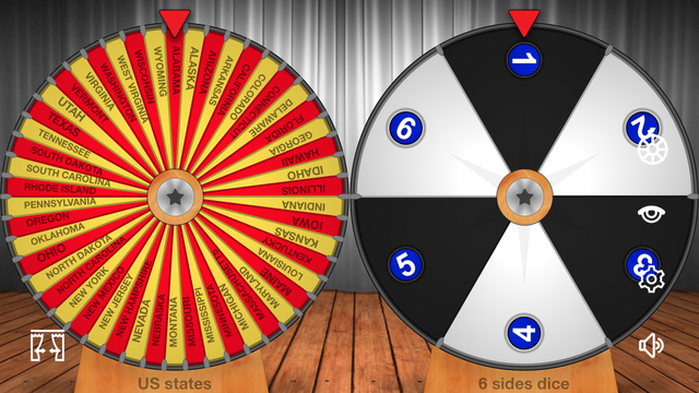 Decide Wheel screenshot 2