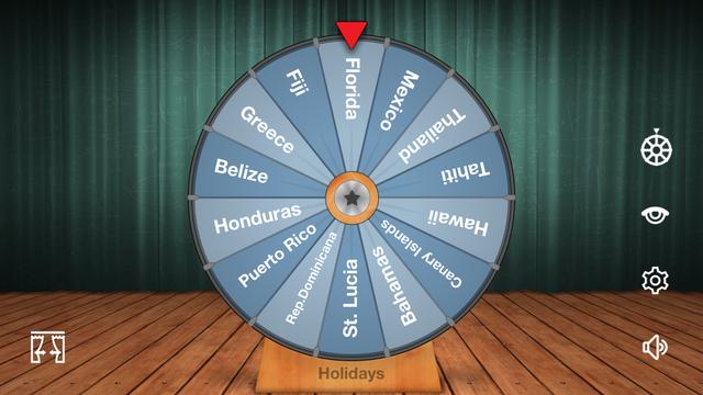 Decide Wheel screenshot 3