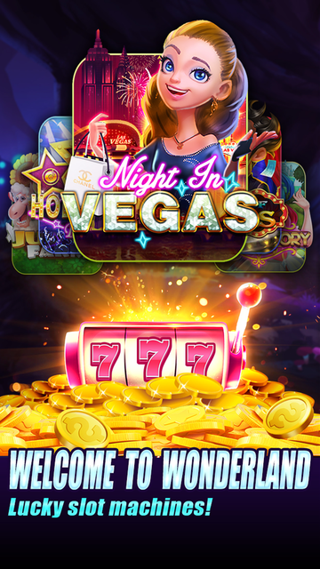 Slots Wonderland – Las Vegas casino slot machines screenshot 1