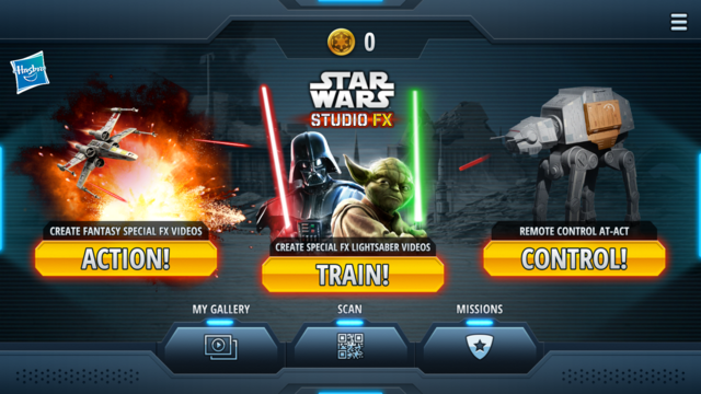 Star Wars Studio FX App screenshot 12