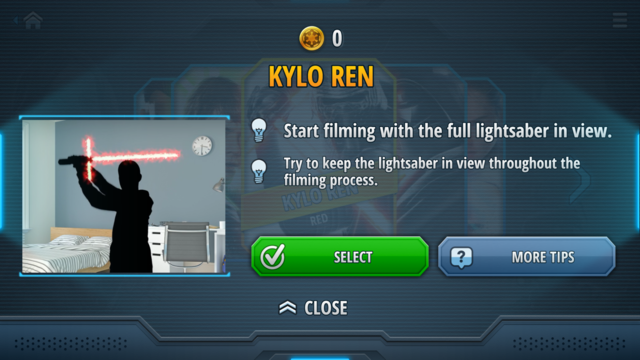 Star Wars Studio FX App screenshot 14