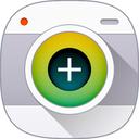 Icon for + Camera