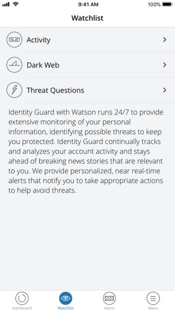 Identity Guard screenshot 5
