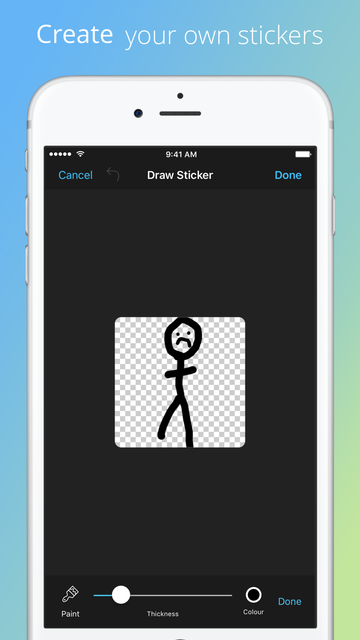 Adhesive screenshot 8