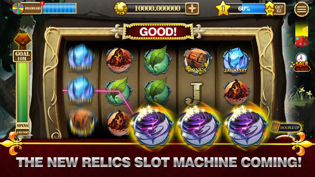 Free Casino Slot Machines screenshot 1