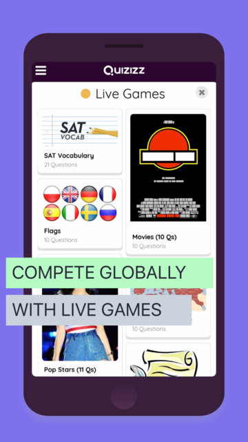 Quizizz: Play to Learn screenshot 5