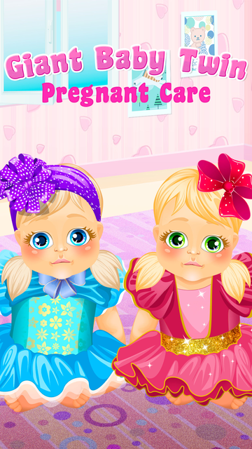 Giant Baby Twins Pregnant Care Free screenshot 2