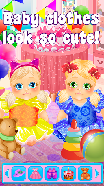 Giant Baby Twins Pregnant Care Free screenshot 4