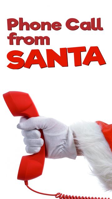 Santa Claus Calls You - Free screenshot 1