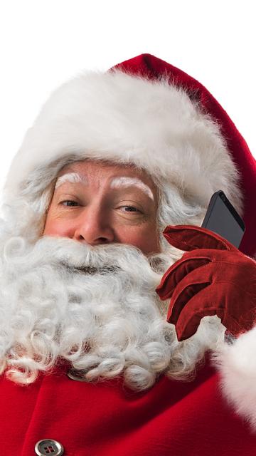 Santa Claus Calls You - Free screenshot 5