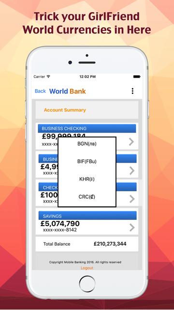 Fake Bank. screenshot 5