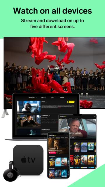 PANTAFLIX - Movies & TV Shows screenshot 6