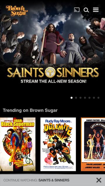 Brown Sugar - Badass Cinema screenshot 4