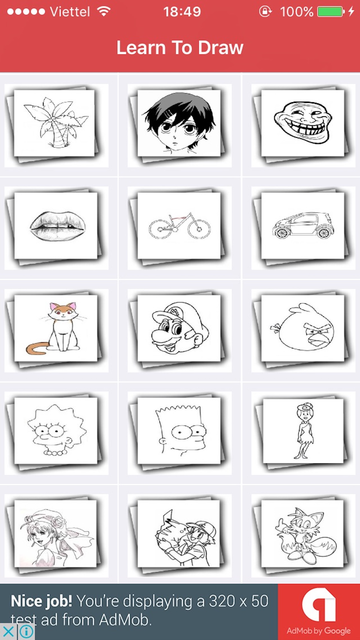 Learn To Draw - Easy Lessons screenshot 4