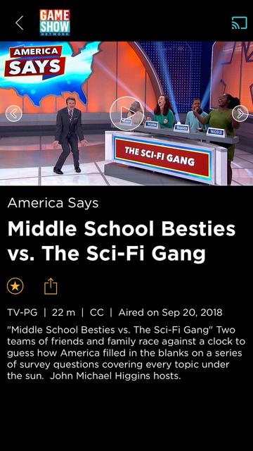 Game Show Network screenshot 3