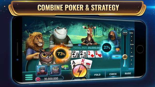 Wild Poker - Floyd Mayweather screenshot 1