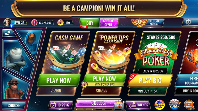 Wild Poker - Texas Holdem screenshot 2