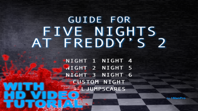 Pro Guide Five Nights At Freddy's 4-1 screenshot 1