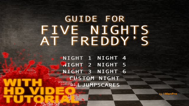 Pro Guide Five Nights At Freddy's 4-1 screenshot 2