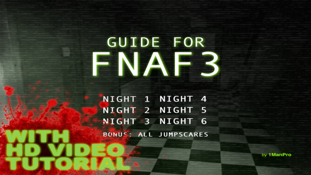 Pro Guide Five Nights At Freddy's 4-1 screenshot 3