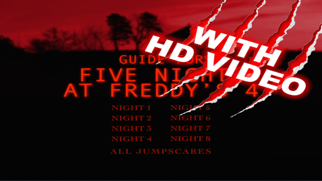 Pro Guide Five Nights At Freddy's 4-1 screenshot 4