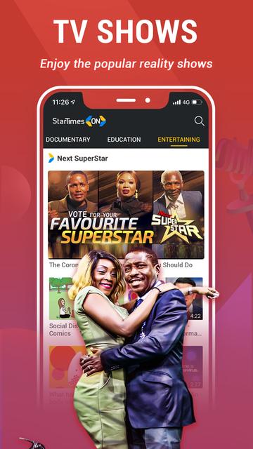 StarTimes ON screenshot 6