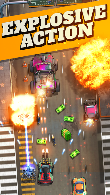 Fastlane: Road to Revenge screenshot 33