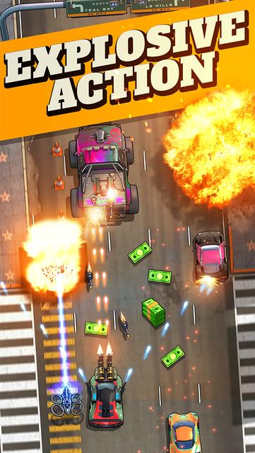Fastlane: Road to Revenge screenshot 13