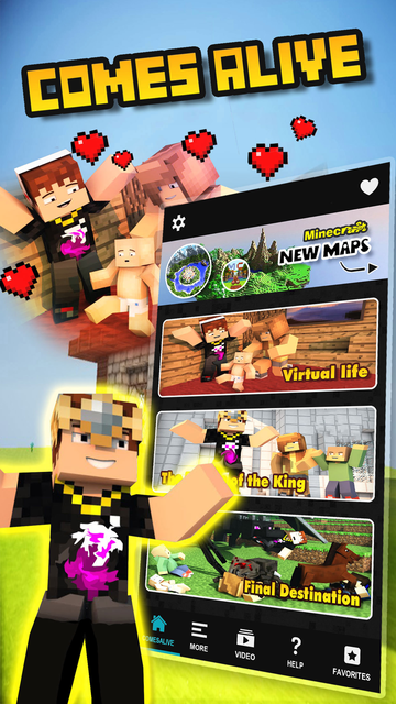Comes Alive Mods for Minecraft PC Guide Edition screenshot 1