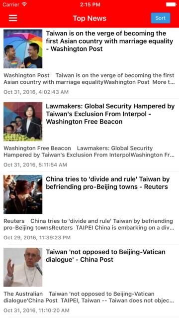 Taiwan News Pro - Daily Updates & Latest Info screenshot 1