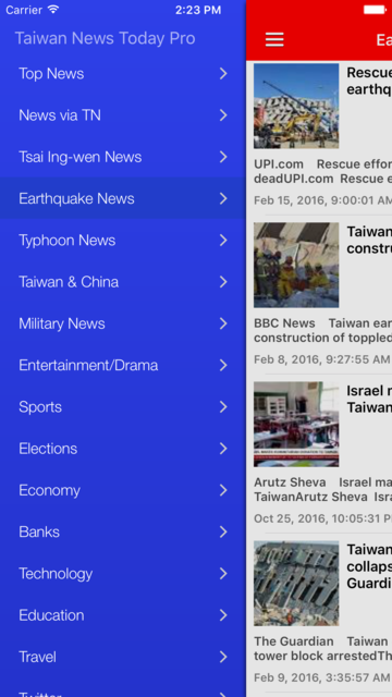 Taiwan News Pro - Daily Updates & Latest Info screenshot 2