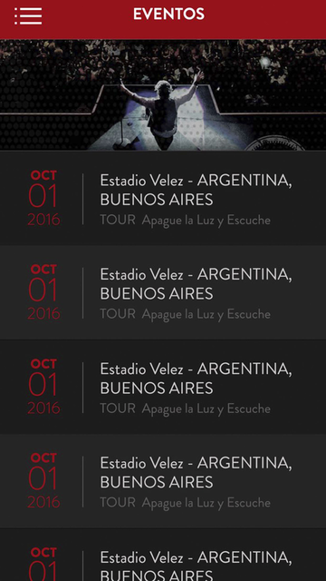 Ricardo Arjona screenshot 5