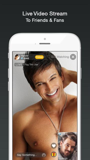 Gay web cam online