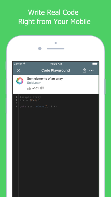 Learn to Code with Ruby screenshot 2