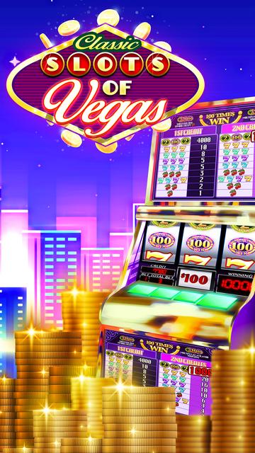 Classic Slots of Vegas screenshot 5