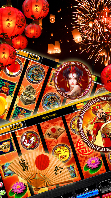 Lucky Orient Slots Win International Jackpot Party screenshot 1