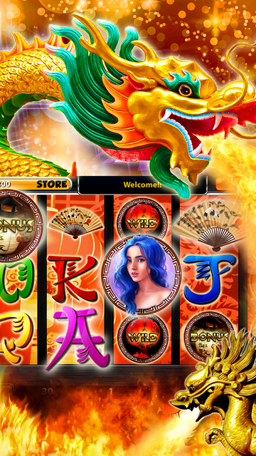 Lucky Orient Slots Win International Jackpot Party screenshot 2