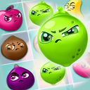 Icon for Angry Fruits 1 VS 1 Puzzle : Real Money Gaming